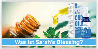 Sarahs Blessings Cbd Ol - erfahrungsberichte - bewertungen - anwendung - inhaltsstoffe